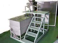 Acid treatment equipment